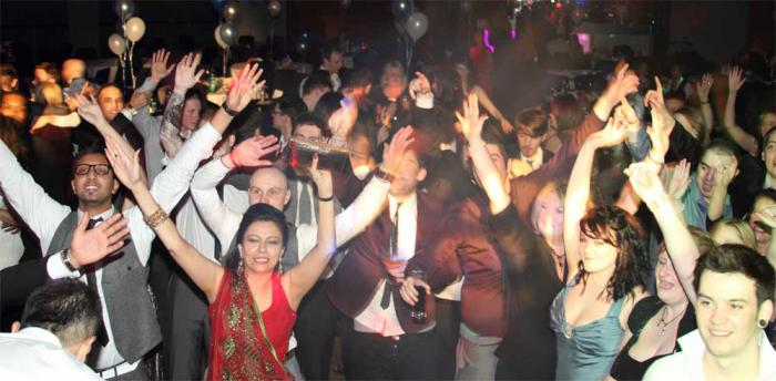 Mobile disco for office parties and corporate events in Birmingham